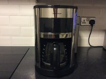 Morphy Richards coffee maker in Lakenheath, UK