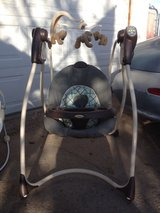 Graco baby swing for boy or girl in 29 Palms, California