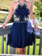 Homecoming dress from peaches in Shorewood, Illinois
