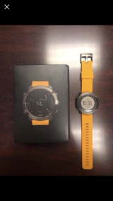 Suunto GPS watch in Chicago, Illinois