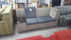 GRAY MODERN COUCH in Camp Lejeune, North Carolina