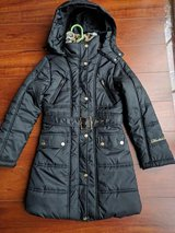 Hawke girls knee length coat new 10-12 in Bartlett, Illinois