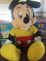Talking Mickey Mouse in Bolingbrook, Illinois