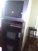 Tv and stands in Bellaire, Texas