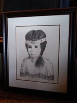 Ada Bigler Signed and Framed Print! in 29 Palms, California
