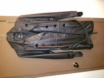 Ladies black leather jacket in Galveston, Texas