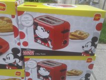 Mickey Mouse Toaster- Brand New in Box! in Travis AFB, California