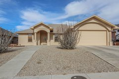 4 Bed, 2 Bath in the Wood Streets built in 2005 in Alamogordo, New Mexico