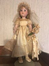 Antique Bride Porcelain Doll in Hinesville, Georgia