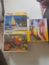 1000 pc Kodacolor puzzles in Alamogordo, New Mexico