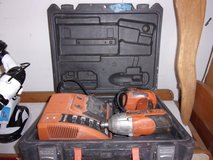 Rigid Impact Drill With Charger and Case in Fort Riley, Kansas