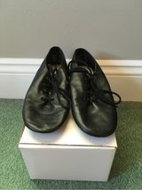 black jazz shoes - size 5 in Glendale Heights, Illinois