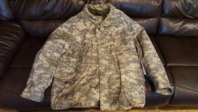 Digital Camo Cold Weather Coat in Fort Leonard Wood, Missouri