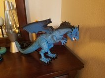 Dragon Toy**lights,sound,and walks** in Fort Riley, Kansas