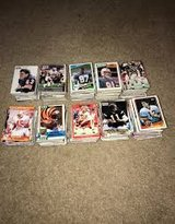 250 NFL Football Cards 80's & 90's in Camp Lejeune, North Carolina