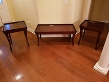 Coffee Table With End Tables! in Warner Robins, Georgia