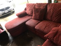 Free sectional in Westmont, Illinois