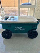 Garden seat lawn caddy in 29 Palms, California