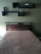 Dania Queen Size Bed in Chicago, Illinois