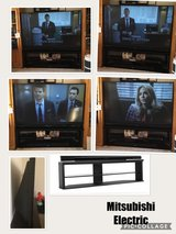 """65"""" Mitsubishi Electric projection Flat Screen in New Lenox, Illinois"""