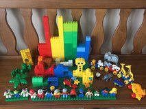 Lego Duplo People, Animals, Baseplate, Bricks, etc. in Naperville, Illinois