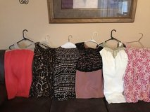 Dresses for $5 each in Travis AFB, California