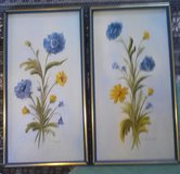 Old framed canvas paintings in Wilmington, North Carolina