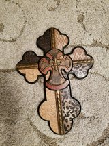 Decorative Cross in Leesville, Louisiana