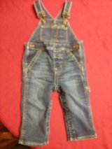Baby Gap overalls in Fort Riley, Kansas