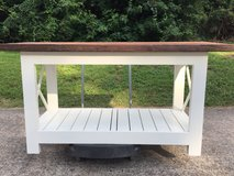 Custom wood and furniture pieces in Kingwood, Texas
