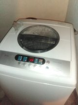 Portable washing machine in Vacaville, California