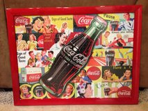 Framed Coke Puzzle Picture in Vacaville, California