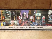 New York framed picture puzzle in Vacaville, California