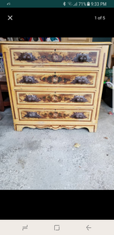 Rare antique eastlake victorian dresser in New Lenox, Illinois
