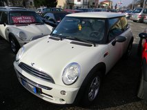 1YR WARRANTY - MINI ONE Automatic- Cars&Cars Military Sales by Chapel gate on the left in Vicenza, Italy