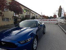 HOHENFELS IS MUSTANG CENTRAL in Ansbach, Germany