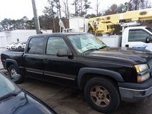2004 Chevy 2500 4 Door Crew cab** MOTOR SEIZED  selling for PARTS, body, or it can be project truck in Camp Lejeune, North Carolina
