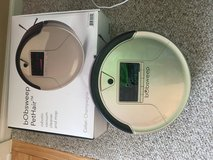 Bobsweep PetHair Robotic vacuum cleaner and mop Like irobot in Sugar Grove, Illinois