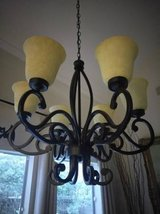 Chandelier in Conroe, Texas