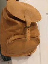 Backpack Purse Real Leather in Conroe, Texas