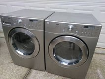 LG Trom Washer Dryer Set in Conroe, Texas