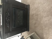 Electric fire place in Columbia, South Carolina