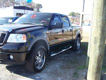 2008 FORD SUPERCREW F-150 4X4 LOADED LEATHER ROOF LOW MILES~REDUCED~ in Camp Lejeune, North Carolina