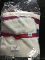 Bath and body works super soft Sherpa blanket new in Vacaville, California