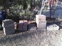 Misc.  Bricks and Blocks in Alamogordo, New Mexico