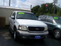 FORD EXPEDITION EDDIE BAUER AUTO COLD AIR 3RD ROW~REDUCED~ in Camp Lejeune, North Carolina