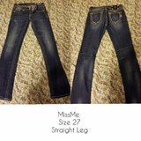 miss me straight leg jeans in Wilmington, North Carolina