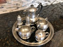 Crown & Rose Tea Set in Spring, Texas