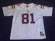 MINNESOTA VIKINGS Youth XL Jersey NWOT in 29 Palms, California