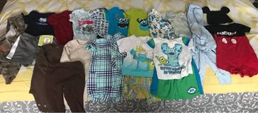 Boys 6-9 month 22 piece lot in Fort Leonard Wood, Missouri